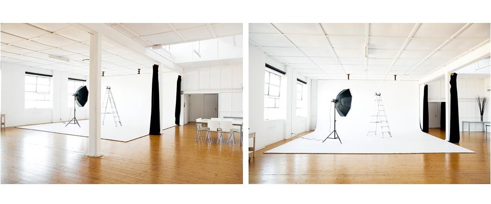 hire studio